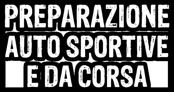 Preparazione auto sportive e da corsa